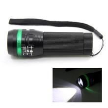 TIROL T22117c 5pcs/lot Super Bright 3W Led Flashlight Zoom Flashlight LED Torch for Camping Fishing Cycling FREE SHIPPING(China (Mainland))