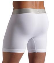 11 цвета модальные длинный боксеры шорты мужское белье мужской стиль боксеров имеют логотип мужские трусы нижнее белье минимальный заказ $ 7