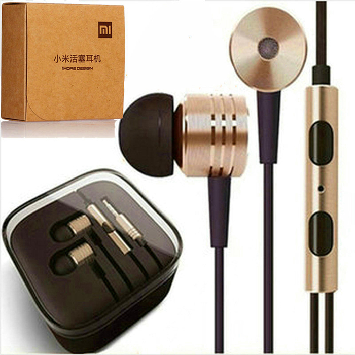 Stereo Earphone 3.5Mm Jack Earphones In-Ear Dr Dre. Headphones With Volume Mic Xiaomi Piston 2 Fone De Ouvido For Mobile Phone(China (Mainland))