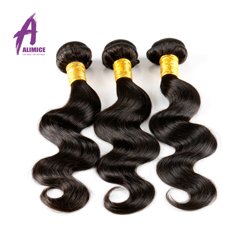 Queen Hair Products Peruvian Virgin Hair Body Wave 3Pcs Peruvian Body Wave Human Hair Extension Unprocessed Virgin Peruvian Hair