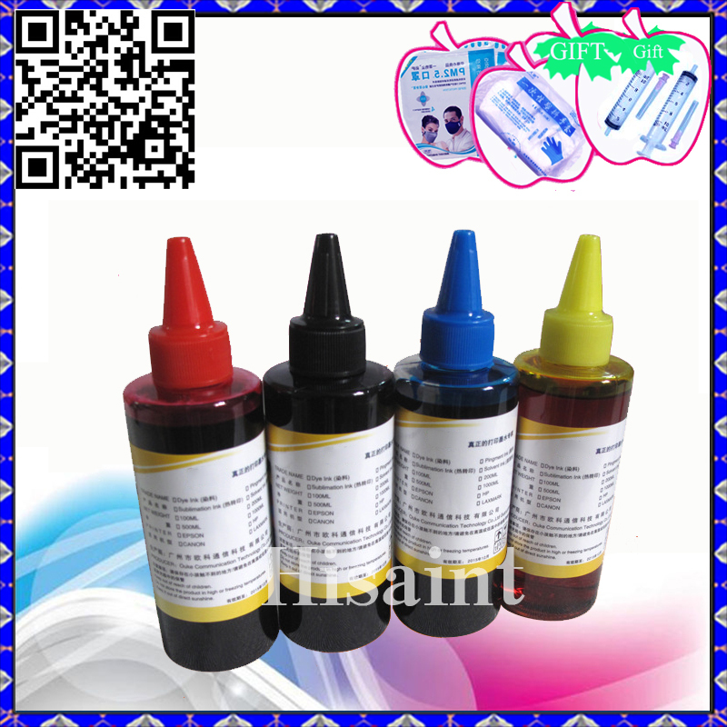 Applicable Ink for Canon All models printer ink BK / C / M / Y / LM / LC For Canon Printers Dye Ink CISS(China (Mainland))