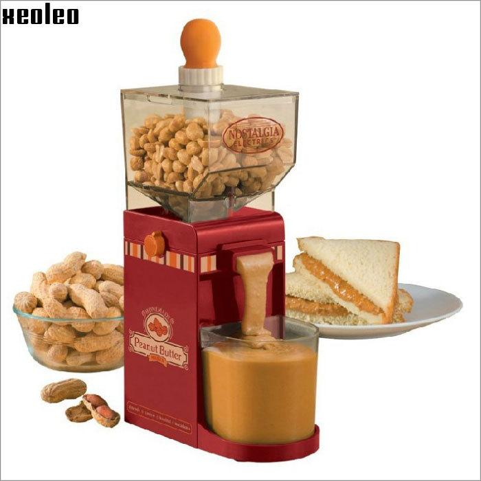 Xeoleo Peanut butter maker household peanut butter machine make peanut butter Electric Grinder machine 220V <br><br>Aliexpress
