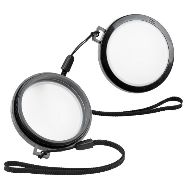 62MM White Balance Lens Cap for Camera Lenses with 58MM Filter Threads