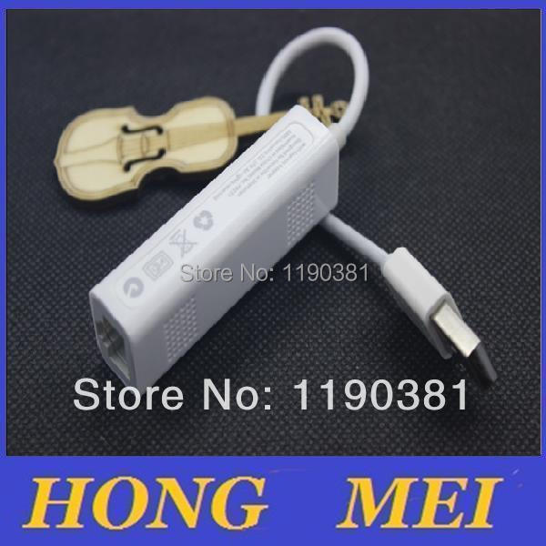 10pcs/lot RJ45 USB Ethernet Adaptador WiFi Express Wireless Adapter for iphone5 4 4S/ipad 4 3 2 High Quality Free Shipping(China (Mainland))