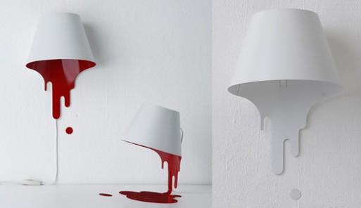 Lampade a parete soggiorno idee per il design della casa for Lampade da parete moderne