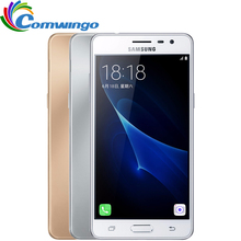 "Original Samsung Galaxy J3 Pro J3110 5.0"" 2GB 16GB ROM 4G LTE Quad Core Snapdragon 410 Phone Dual SIM 8.0MP NFC Cell phone(China (Mainland))"