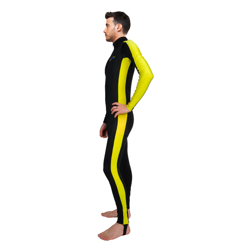 Brand New Layatone C1605 One-Piece Mens Sport Lacra Body Surfing Suit From Professional Scuba Diving Supplies(China (Mainland))