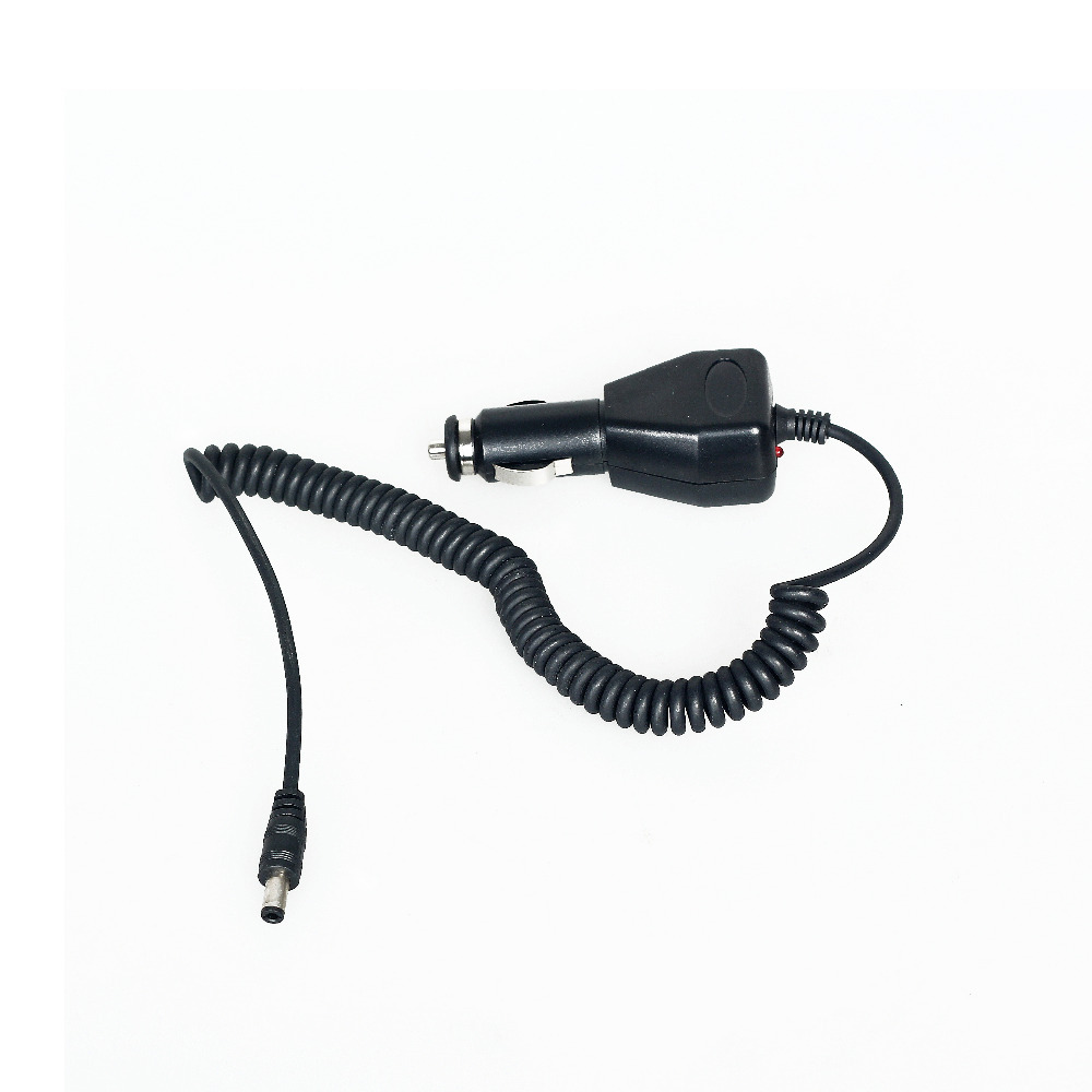 Baofeng Walkie Talkie UV-5R UV-5RE Car Charger Portable Radio Accessories car filling lines 12V ~24V Fast charging