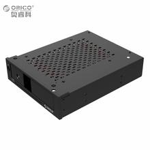 Orico 1105SS-BK CD-ROM пространство HDD тележки — внутренний 3.5 дюймов HDD конвертер чехол — черный