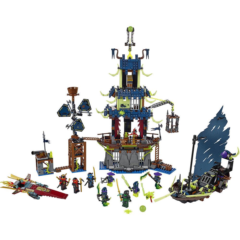 Bela 10401 Ninjag-oed City Stiix Building Blocks Masters Spinjitzu minifigures Kids Bricks Toys Compatible legoe 70732