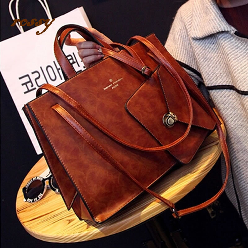 Women messenger bags famous brand Luxury 2015 New Fashion Brand Women Handbag Leather Bag 4 colors PU Leather Women Handbag(China (Mainland))
