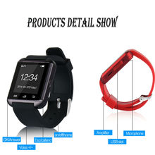 2015 hot sale u8 bluetooth smart watch for phone