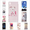 High Quality Hard Plastic PC Phone Case For Sony Xperia M4 Aqua Dual E2303 E2333 E2353
