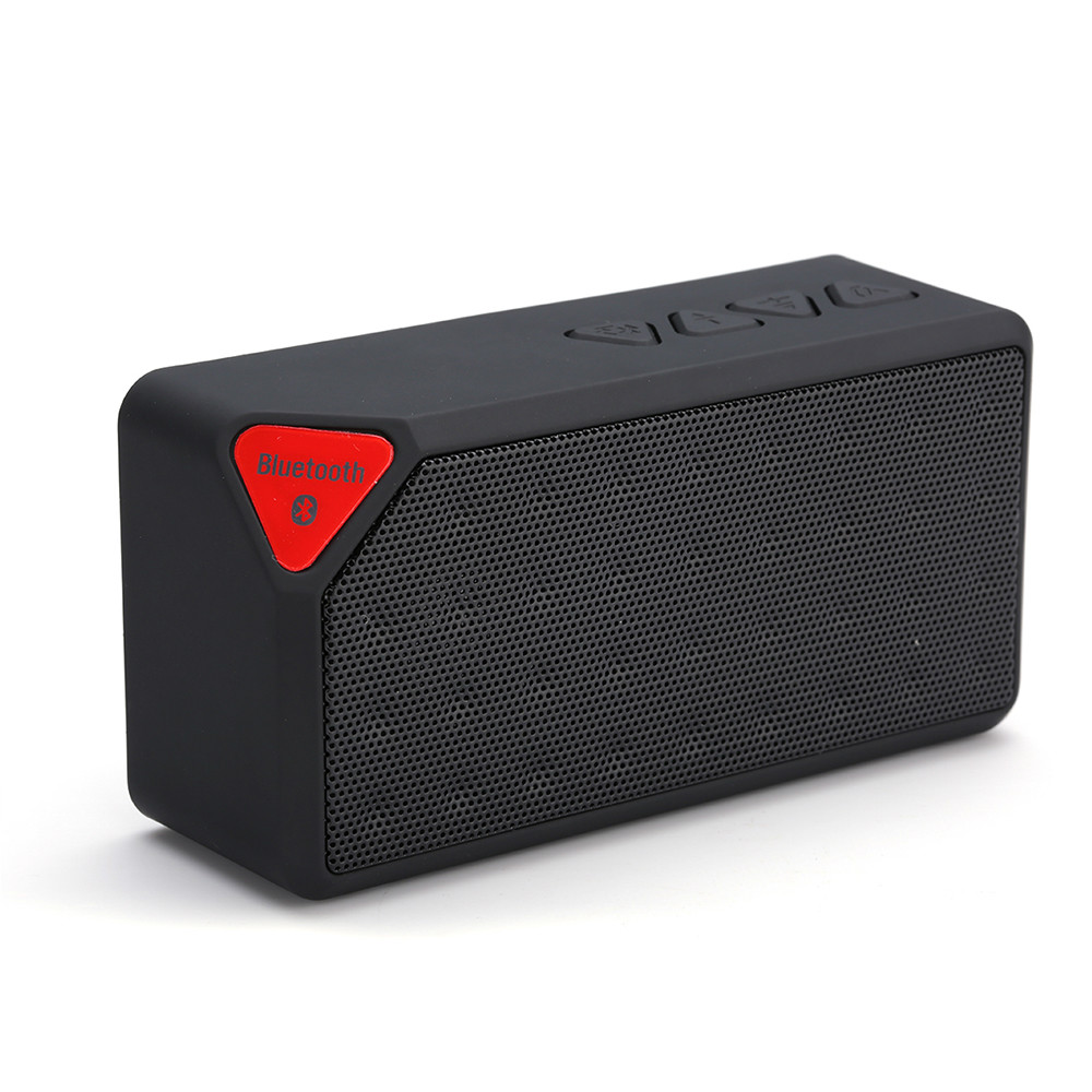 mini bluetooth speaker x3 fashion style tf usb wireless portable music sound box subwoofer. Black Bedroom Furniture Sets. Home Design Ideas