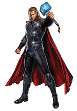 Super Hero Avengers Peel and Stick Wall Sticker Vinyl Wall Decals Pack of 2 pieces(China (Mainland))