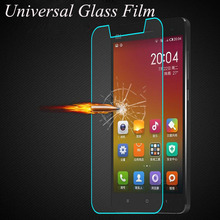 Universal Tempered Glass Screen Protector For All Smartphone Protective Film Without Home Key For Xiaomi Huawei Meizu Lenovo LG