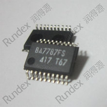 BA7787FS BA7787 laptop headphone / speaker audio amplifier circuit