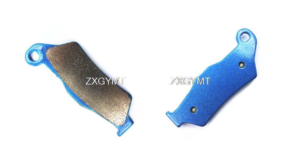 Спеченный мотоцикл заднего тормозных колодок для MOTO-GUZZI 1200 Sport8V SE 2012 и до sport elite se 2450