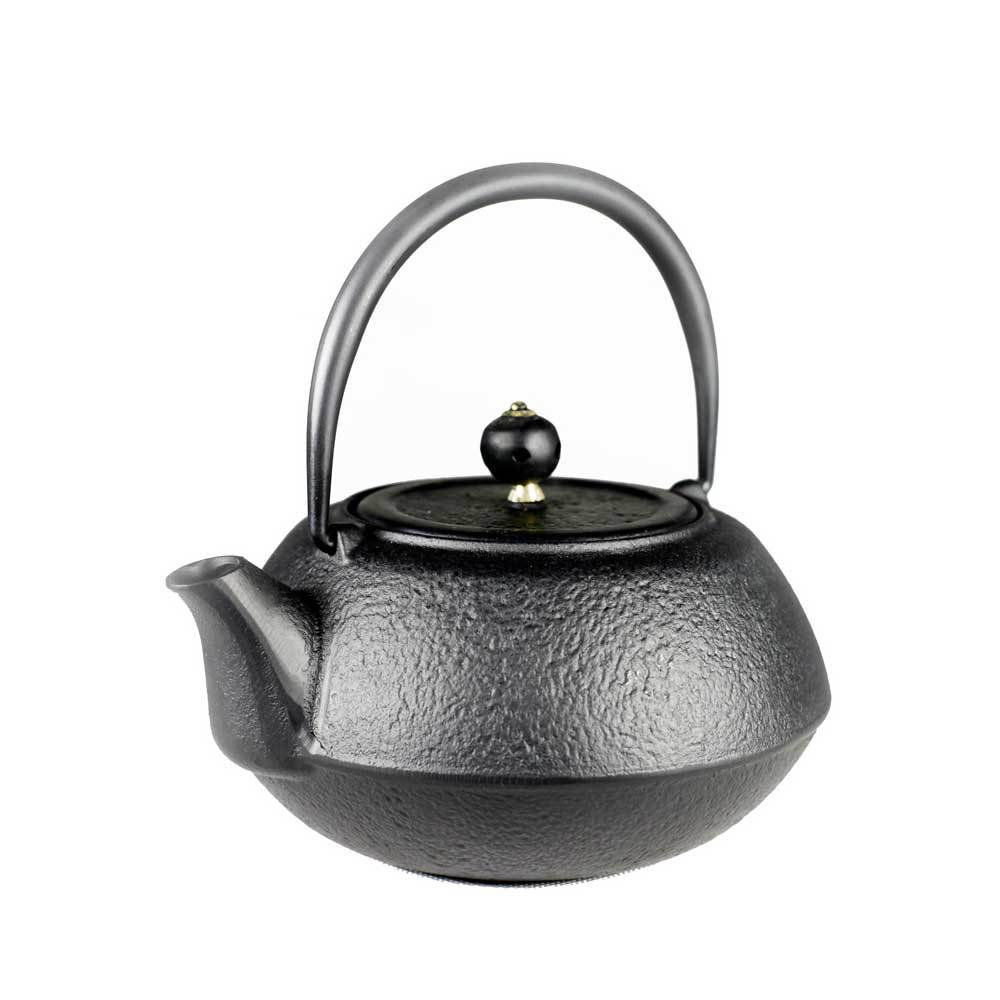 how to clean a cast iron kettle