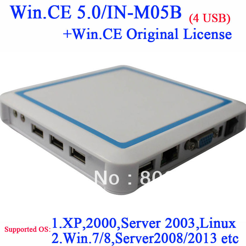 thin clients citrix with CE 5.0 COA factory less stock embeded ARM926EJ 533MHz RDP USB Widescreen touchkit support(China (Mainland))
