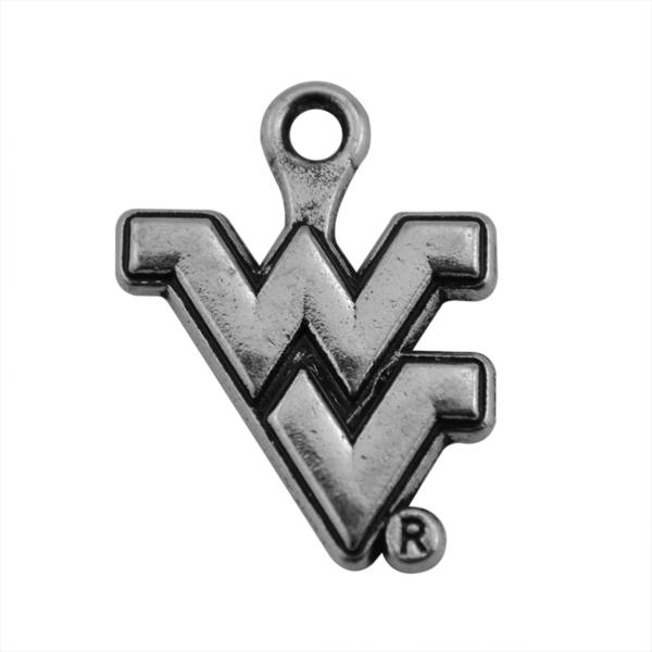 20pcs/lot College Virginia Mountaineers Sports Team Logo Charms(China (Mainland))