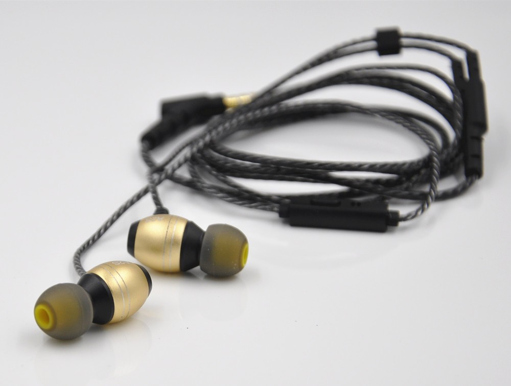 Laozhong Hifi LZ-A2S Hifi Stereo Armature and Dynamic In-ear Earbuds LZ A2S Heave Bass Noise Cancelling Sport Earphones