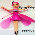 Creative Radio Remote Control Flying Fairy Toy DIY RC Kids Toys children s toy remote control