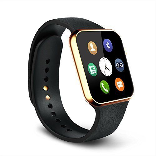 A9 Bluetooth sport Cell Phone Wrist Smart Watch Heart Rate counter Mate Hot New calorie For Android iPhone iOS