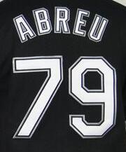 8 Bo Jackson 14 Paul Konerko 49 Chris Sale jersey jose abreu Throwback Baseball Jerseys Sport Grey White(China (Mainland))