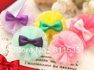 Freeshipping!New Girls/Kids/Infant/Baby Colorful flower Hairclips/Hairpins/Hair Accessories/Korean Style/Fashion Gift