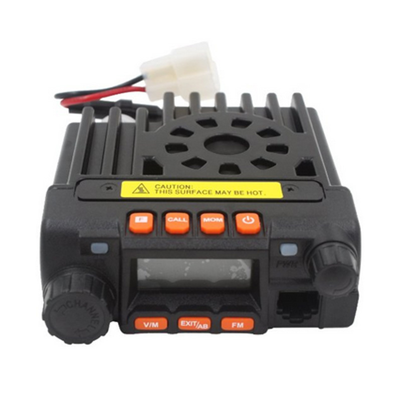 Free Shipping CTCSS/DCS/5 Tone/2 Tone/DTMF Dual Band 25W Mobile Taxi Car Radio Transceiver+Programming Cable(China (Mainland))