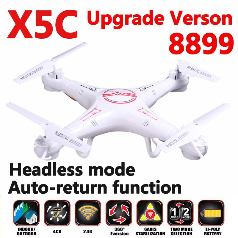 8899 RC Quadcopter X5C-1 Headless Autoreturn Mode 2.4G 6 Axis Remote Control