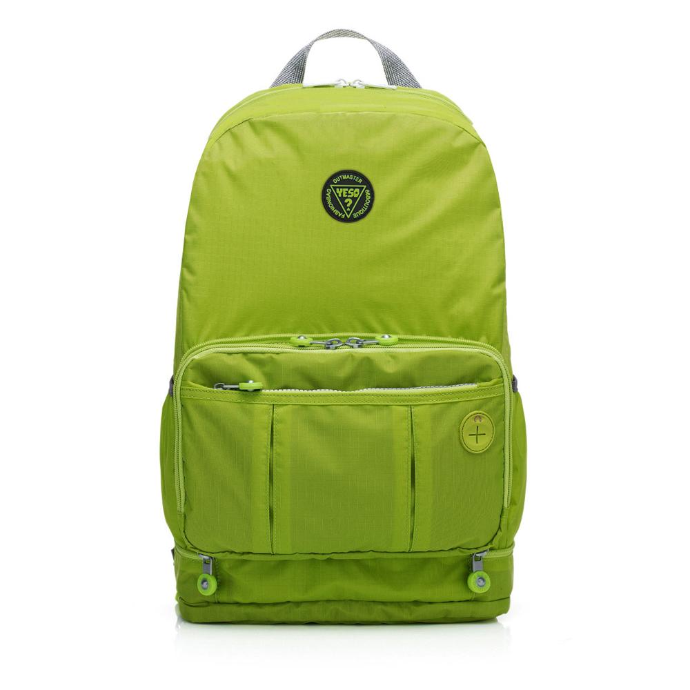 Multifunctional waterproof sports shoulders casual fashion folding bag Shoulder Messenger dual-use backpack bags<br><br>Aliexpress