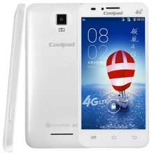 Original Coolpad 8705, 4.7 inch Android 4.3 Smart Phone, Marvell 1920 Quad Core 1.2GHz, RAM: 1GB, ROM 4GB GSM Network