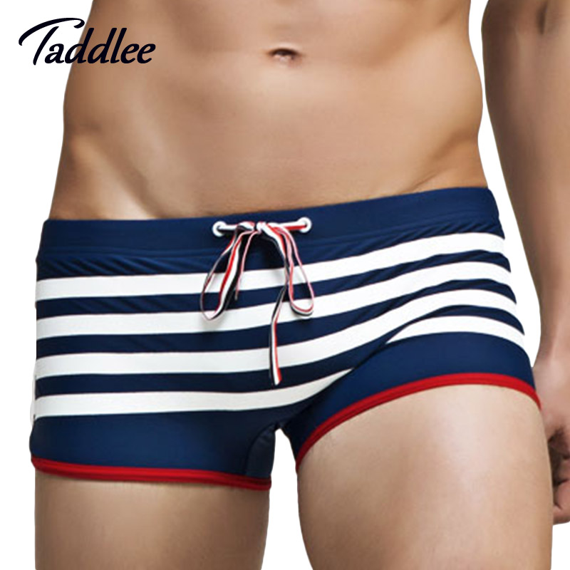 Taddlee Brand Sexy Men Swimsuits Brief Swimwear Bikini Low Rise Summer Men's Swimming Boxer Trunks Surf Board Bathing Suits Gay(China (Mainland))