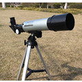 High Quality 360 50mm Monocular Astronomical Telescope Outdoor Spotting Telescopio with Tripod Best Christmas Gift for