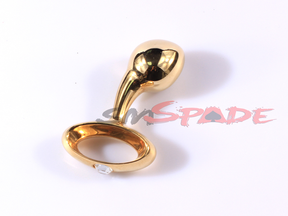 15% off stainless steel gold and silver metal butt plugs anal bead toys for unisex Adult Sex Toys with monster beads<br><br>Aliexpress