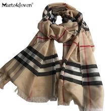 Di vendita caldo della boemia griglia lunga sciarpa per le donne, femminile bella marca sciarpa del progettista di marca(China (Mainland))