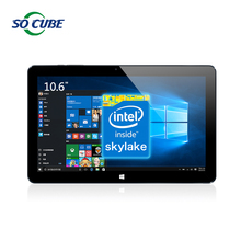 Cube i7 Book Tablet PC 10.6 Inch 1920*1080 IPS Dual Touch Screen Windows10 Skylake Core M3-6Y30 4GB Ram 64GB Rom Type C(China (Mainland))