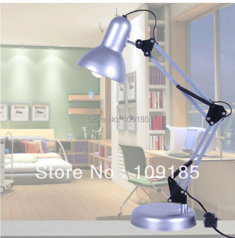 American Style Ofhead Dimming Led Table Lamp for Computer&amp;Desk<br><br>Aliexpress
