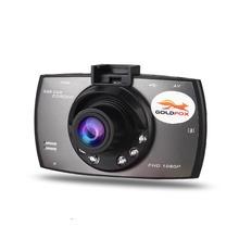 G30 2.7 inch LCD 1080P Full HD DVR 170 Degree Wide Angle Lens 5.0MP COMS Car Recorder Camera GOLDFOX miniature camera(China (Mainland))