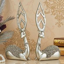 europe fawn home decoration birthday gift wedding decor wedding gift