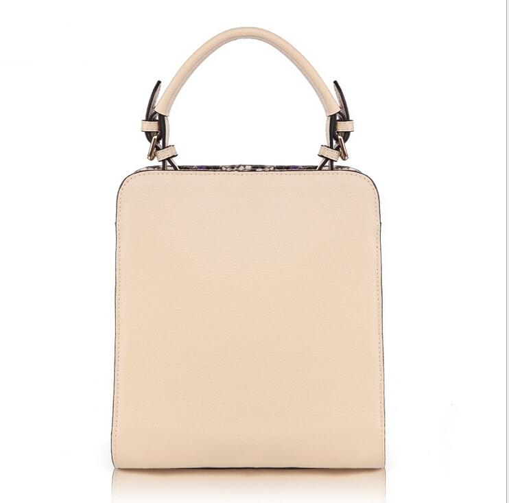 fashion Genuine leather women's handbag 2014 trend cowhide female handbag fashion ladies shoulder bag fashion bag messenger bag
