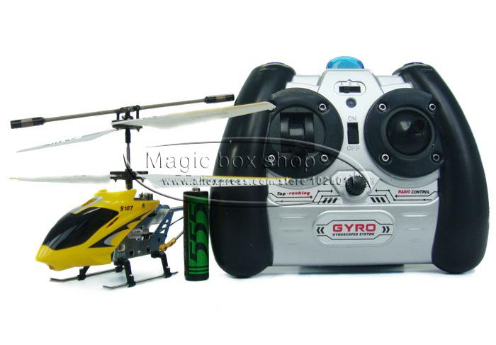 Free shipping by EMS 18PCS/LOT Syma S107 S107G rc mini helicopter W/ Gyro easy to fly(China (Mainland))