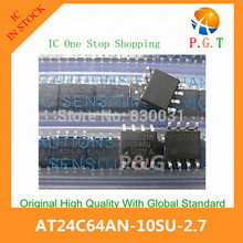 Buy AT24C64AN-10SU-2.7 IC EEPROM 64KBIT 400KHZ 8SOIC for $6.50 in AliExpress store