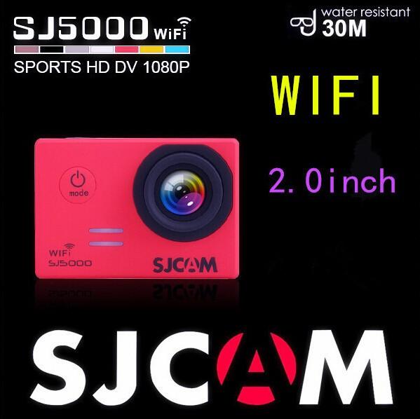 Здесь можно купить  Original SJCAM SJ5000 Plus Helmet Camcorder SJ5000 WIFI Novatek 96655 1080P 60FPS Sport Action Camera VS Gopro Hero 4  Бытовая электроника