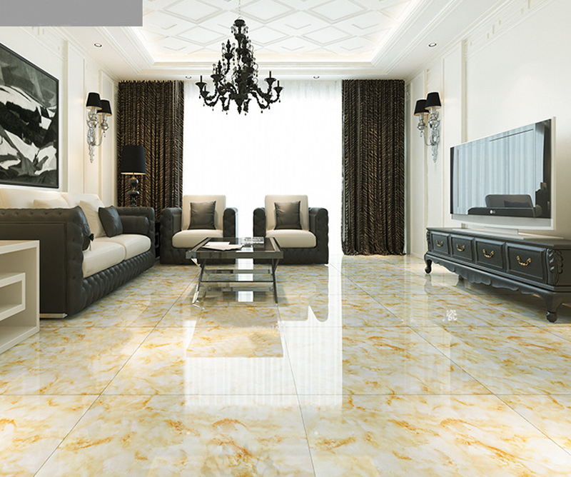 the royal symphony ceramic tiles 800 800 gold microlite glazed tile living room tv wall tiles. Black Bedroom Furniture Sets. Home Design Ideas