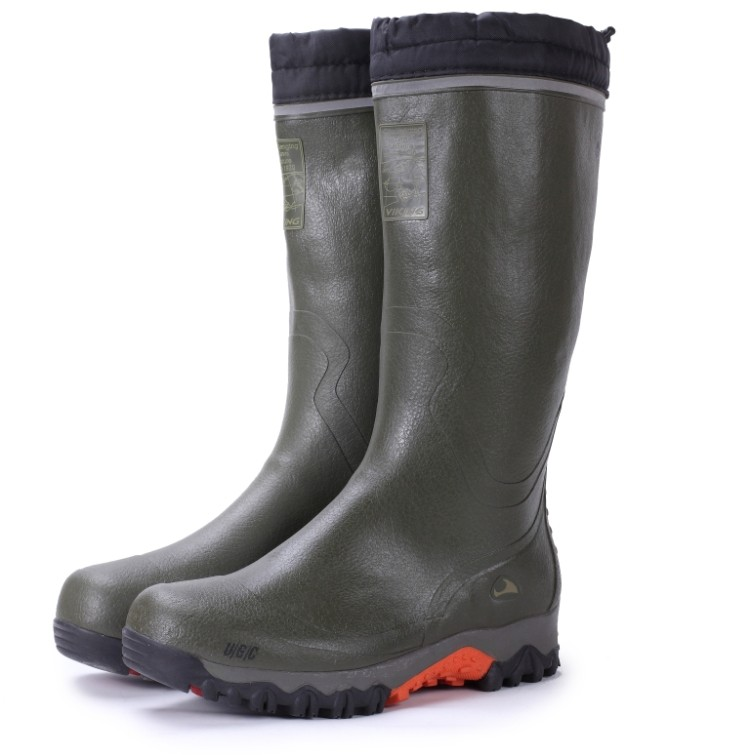 High fashion men slip resistant wear resistant boots for Rubber fishing boots