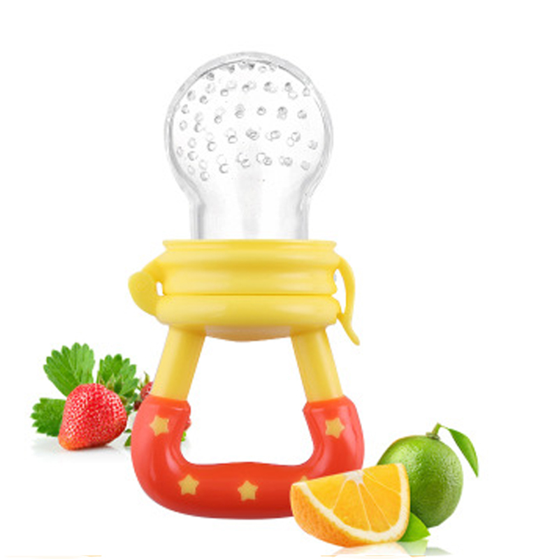 C146 Bpa Free New Kids Nipple Food Milk Nibbler Feeder Feeding Tool Safe Baby Teatpacifier Training Device infant chew pacifier(China (Mainland))