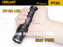 CRELANT PT30 Outdoor Tactical Cree XM-L2 cool/neutral LED police Flashlight led flashlight ( 1 x 18650 or 2 X CR123A)(China (Mainland))